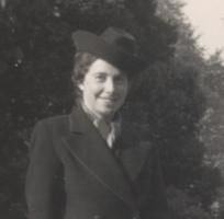 1940 | 30 juli • Anny Sulzbach wordt 26 jaar