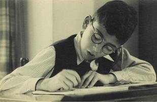 1940 | 22 juni • Ernst Verduin wordt 13 jaar