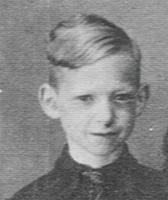 1940 | 8 april • Koos Valk wordt 6 jaar